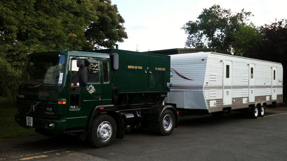 Moviego Haulage Truck