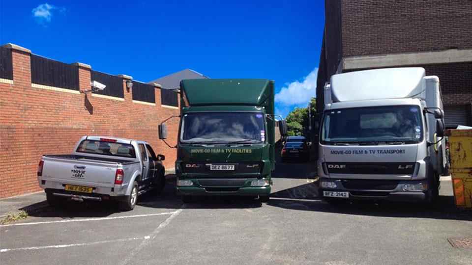 Moviego Vehicles